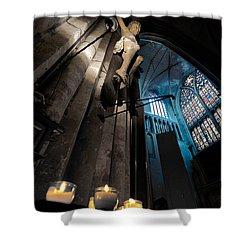 Psalms 119 105 Shower Curtain