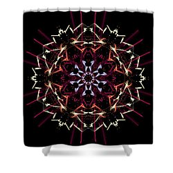 Psych6 Shower Curtain