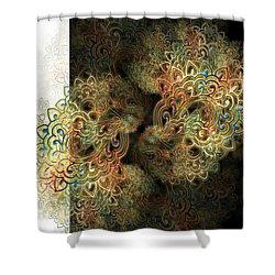 Psyfan Shower Curtain