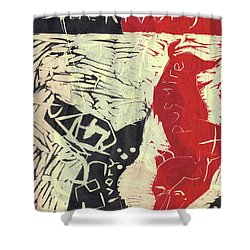 Pugmire Cd Front Sheet Shower Curtain