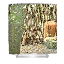 Pumkin 2 Shower Curtain
