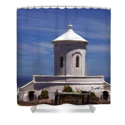 Punta Del Este, Uruguay Shower Curtain