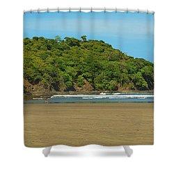 Shower Curtain featuring the photograph Pura Vida by Pamela Blizzard