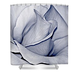 Pure Shower Curtain by Bill Owen