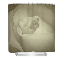 Shower Curtain featuring the photograph Pure Blessing by The Art Of Marilyn Ridoutt-Greene