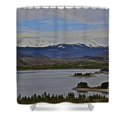 Pure Delight Colorado Shower Curtain