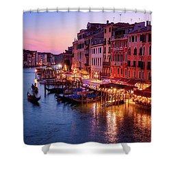 Pure Romance, Pure Venice Shower Curtain