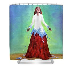 Purification Shower Curtain