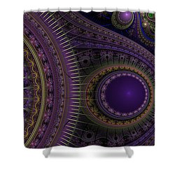 Purple Passion Shower Curtain