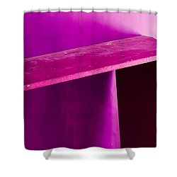 Shower Curtain featuring the photograph Purple Passion by Prakash Ghai