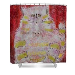 Pussy Cat Shower Curtain
