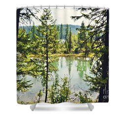 Quaint Shower Curtain