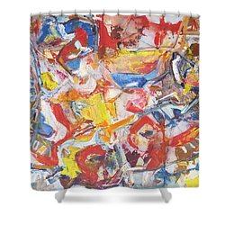 Qualia Shower Curtain