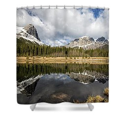 Quarry Lake Shower Curtain
