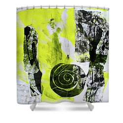 Quarto IIi Shower Curtain