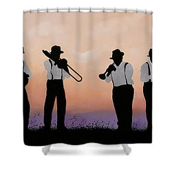 Quattro Shower Curtain