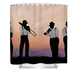 Quattro Shower Curtain