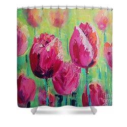 Queendom Shower Curtain