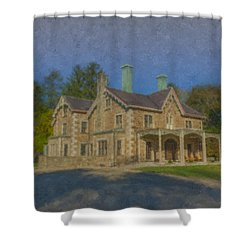 Queset House Shower Curtain