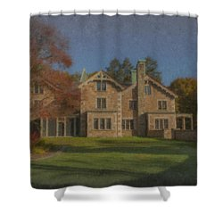 Quest House Garden Shower Curtain
