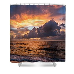 Quiet Beauty Shower Curtain