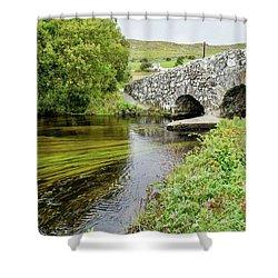 Quiet Man Bridge Shower Curtain