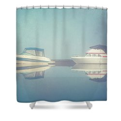 Shower Curtain featuring the photograph Quiet Morning by Ari Salmela