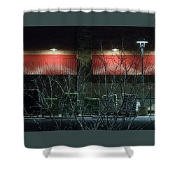 Quiet Night - Shower Curtain