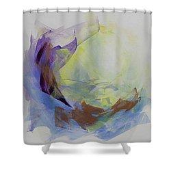 Quintessence Shower Curtain