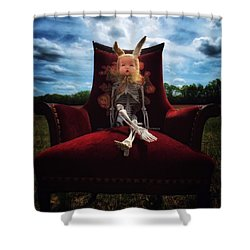 Wonder Land Shower Curtain