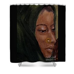 Rachel Shower Curtain by Annemeet Hasidi- van der Leij