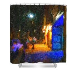 Racine Shower Curtain