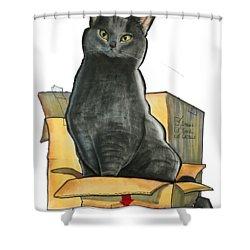 Rackley 3536 Shower Curtain