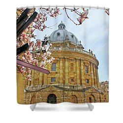Radcliffe Camera Bodleian Library Oxford  Shower Curtain