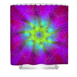 Radicanism Shower Curtain