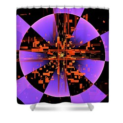 Mood Swings Shower Curtain