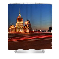 Radisson Shower Curtain