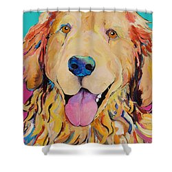 Radley Shower Curtain by Pat Saunders-White