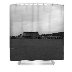 Raf Elvington Shower Curtain