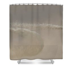 Raf Scampton 2017 - Global Stars Quick Break Shower Curtain