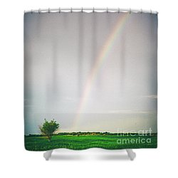 Rainbow #0157 Shower Curtain