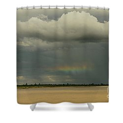 Rainbow Magic Shower Curtain