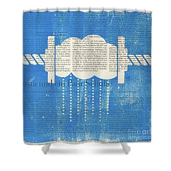 Rainmaker Shower Curtain