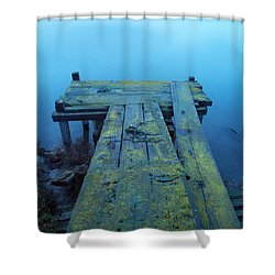 Rainning Day Mood Shower Curtain