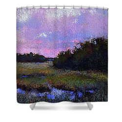 Rain's Retreat Shower Curtain