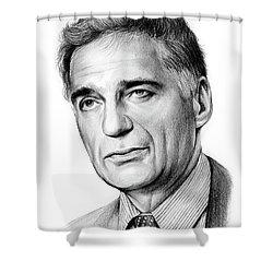 Ralph Nader Shower Curtain