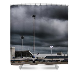 Ralph Wilson Stadium 5803 Shower Curtain