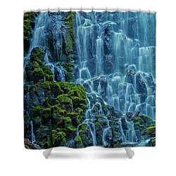 Ramona Falls  Shower Curtain
