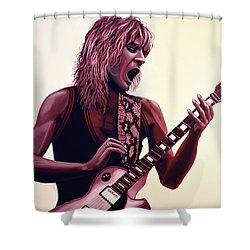 Randy Rhoads Shower Curtain