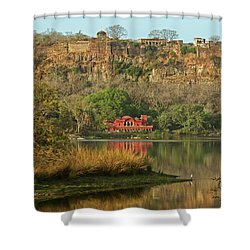 Ranthambore  Shower Curtain